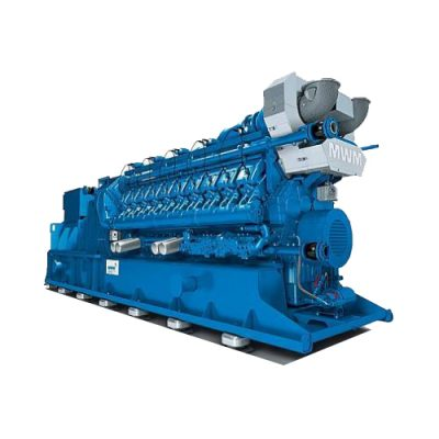 Gas Engine 1000-2000 kW