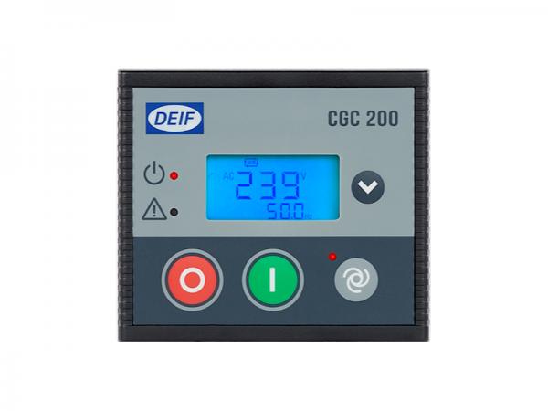 CGC 200